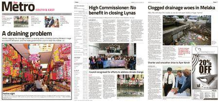 The Star Malaysia - Metro South & East – 20 September 2018