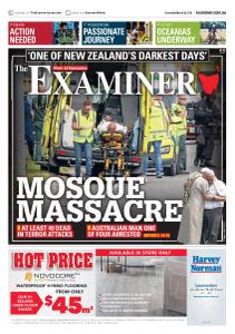The Examiner - March 16, 2019