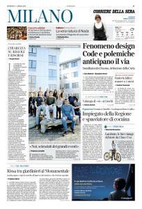 Corriere della Sera Milano - 7 Aprile 2019