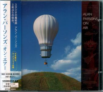 Alan Parsons - On Air (1997) {Japan 1st Press}