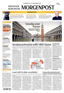 Solinger Morgenpost – 14. November 2019