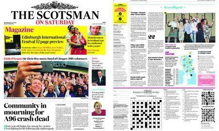 The Scotsman – July 28, 2018