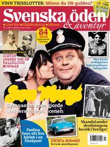 Svenska Öden & Äventyr – juni 2021