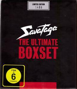 Savatage - The Ultimate Box Set (2014) [14CD + DVD Limited Edition Box Set]