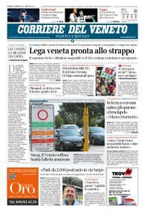 Corriere del Veneto Padova e Rovigo – 11 gennaio 2019