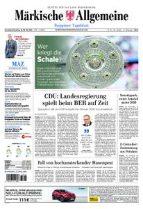 Märkische Allgemeine Ruppiner Tageblatt - 18. Mai 2019