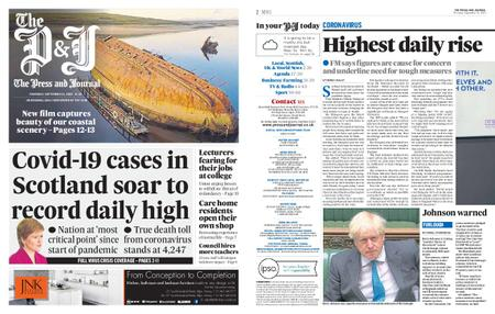 The Press and Journal Moray – September 24, 2020