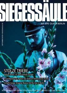 Siegessäule - September 2018