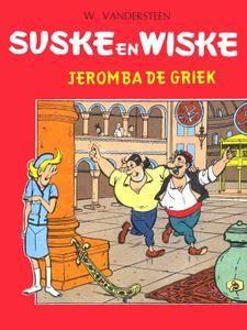 Suske En Wiske - 063 - Jeromba De Griek 1966