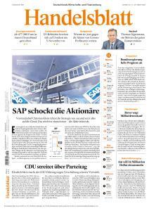 Handelsblatt - 27 Oktober 2020