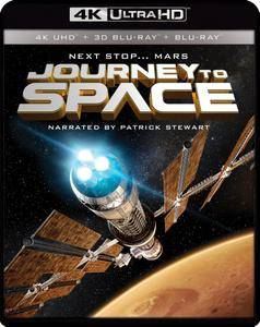 Journey to Space 4K (2015)
