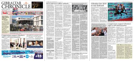 Gibraltar Chronicle – 03 August 2019