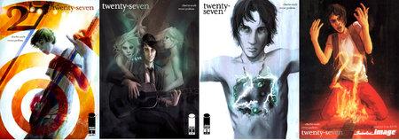 Twenty Seven #1-4 (of 4)  (2010 - 2011)