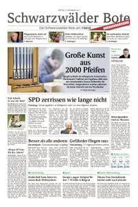 Schwarzwälder Bote Hechingen - 08. Dezember 2017