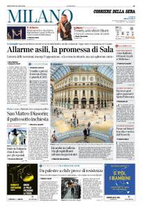 Corriere della Sera Milano – 23 luglio 2020