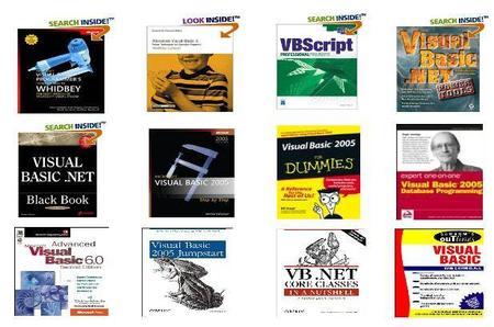12 Visual Basic Programming ebooks