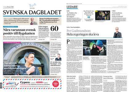 Svenska Dagbladet – 20 mars 2018