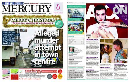 Hertfordshire Mercury – December 20, 2018