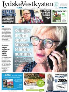 JydskeVestkysten Varde – 29. august 2019