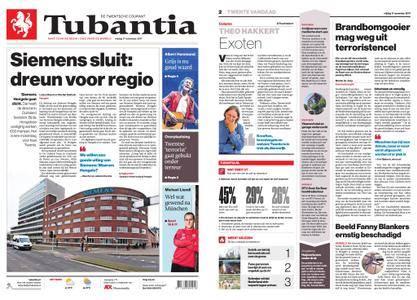 Tubantia - Enschede – 17 november 2017