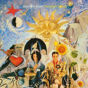 Tears For Fears - The Seeds Of Love (1989) Japanese Edition