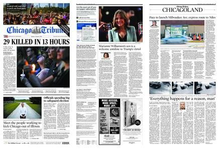 Chicago Tribune – August 05, 2019