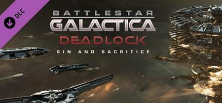 Battlestar Galactica Deadlock: Sin and Sacrifice (2019)