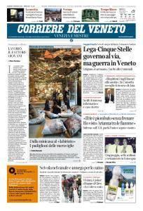 Corriere del Veneto Venezia e Mestre - 24 Maggio 2018