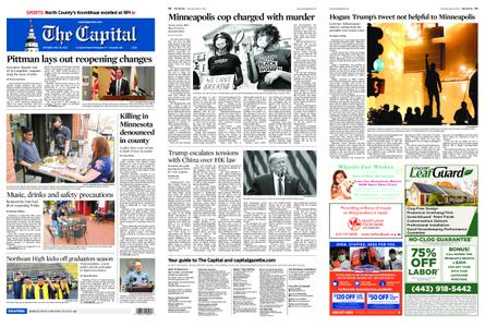 The Capital – May 30, 2020