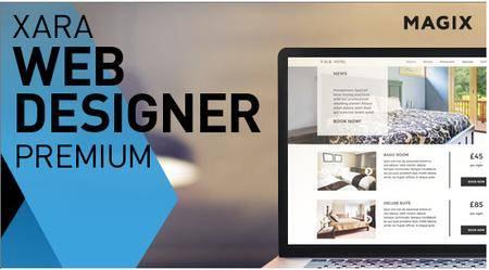 Xara Web Designer Premium X365 12.6 Portable