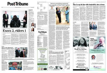 Post-Tribune – April 11, 2018
