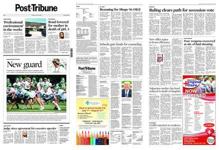 Post-Tribune – July 31, 2018