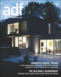 Architects Datafile (ADF) - December 2020