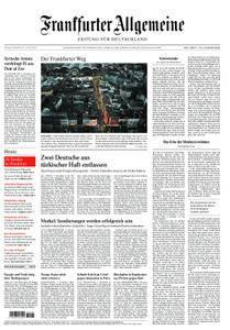 Frankfurter Allgemeine Zeitung F.A.Z. - 04. November 2017