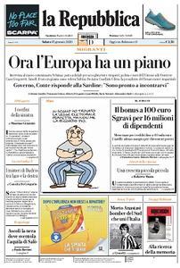 la Repubblica - 18 Gennaio 2020