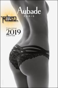 Aubade - Official Calendar 2019