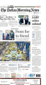 The Dallas Morning News - April 2, 2017