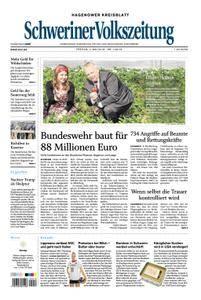 Schweriner Volkszeitung Hagenower Kreisblatt - 04. Mai 2018