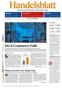 Handelsblatt - 20. November 2017