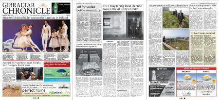 Gibraltar Chronicle – 04 May 2018