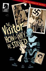 The Visitor - How and Why He Stayed 04 of 05 2017 digital