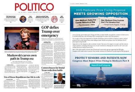 Politico – February 05, 2019