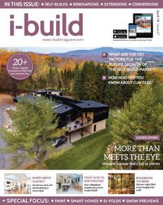 i-build - April 2019