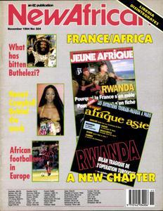 New African - November 1994