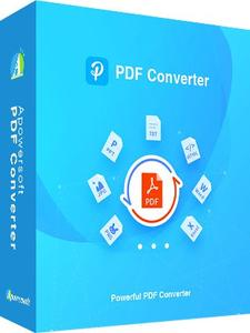 Apowersoft PDF Converter 2.1.4 Build 06/04/2019 Multilingual + Portable