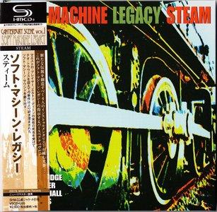 Soft Machine Legacy - Steam (2006) {2014 Japan Mini LP SHM-CD Remaster VSCD4265}