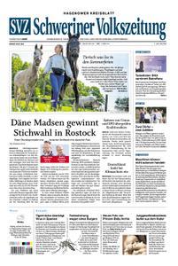 Schweriner Volkszeitung Hagenower Kreisblatt - 17. Juni 2019