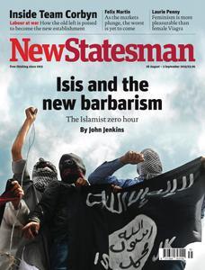 New Statesman - 28 August - 3 September 2015
