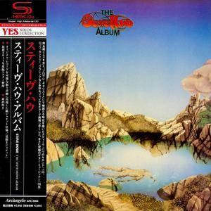 Steve Howe - The Steve Howe Album (1979) [Japan (mini LP) SHM-CD 2011]