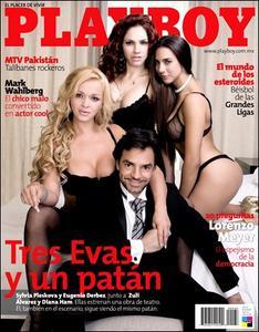 Playboy Mexico - Junio 2008